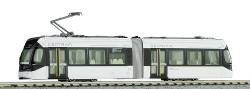 Used, Kato Toyama City Loop Line Train 9001 White Centrum for sale  Delivered anywhere in USA