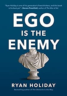 Book Cover: Ego Is the Enemy