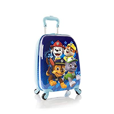 Heys America Unisex Nickelodeon Paw Patrol Kids Spinner Green Luggage: Clothing