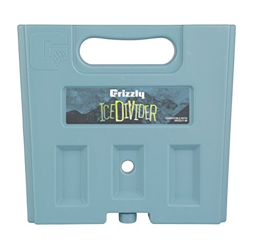 Grizzly Coolers Grizzly 60 Frozen Divider Ice Pack