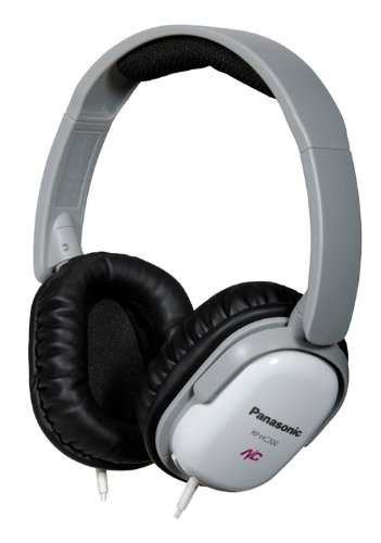 Panasonic RPHC200W Headphones