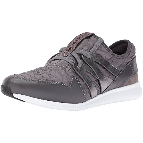 Floral Trainers - Cole Haan Women's 2.0 Studiogrand Trainer Fashion Sneaker, Pavement Embossed Floral Neoprene/Leather/Optic White, 9 B US
