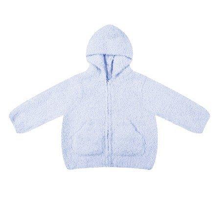Angel Dear Chenille (Angel Dear Fleece Zip Hoodie - Light Blue 6m)