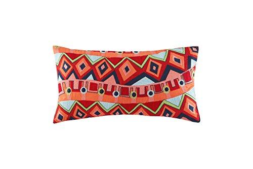 Josie by Natori Hollywood Fashion Throw Pillow, 12 x 22, -