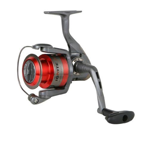 Okuma fishing tackle ignite lightweight spinning reel for Okuma fishing reels