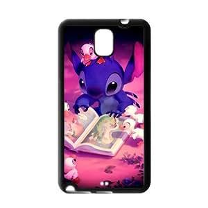 Custom Case Lilo & Stitch Theme Design Case Protective Cover Skin For Samsung Galaxy Note3-NY592
