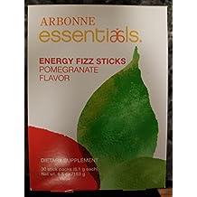 Arbonne Essentials Energy Fizz Sticks - Pomegranate