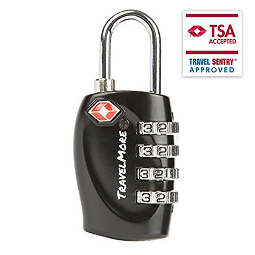 Approved Luggage Travel Combination Padlocks product image