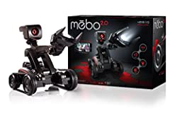 Who did it? MEBO did – with the help of your mischievous mind. MEBO 2.0 is your robot alter ego. Sneak up on your friends, or have MEBO hide things for you. Stream everything MEBO does from his point of view, as if you're doing it yourself. Y...