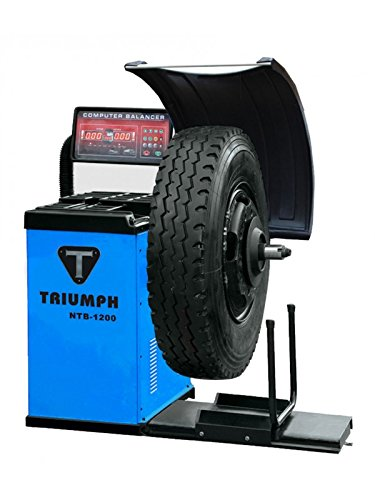 TRIUMPH NTB-1200 Heavy Duty Truck Wheel Balancer (Tire Truck Balancer)