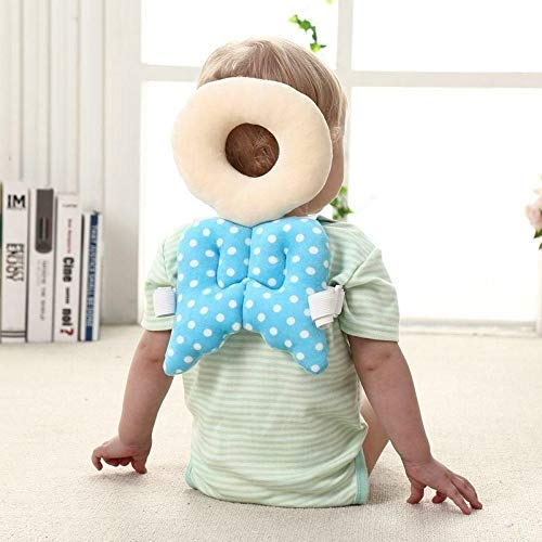 I-Angel Cute Baby Infant Angel Safety Helmet Toddler Head Protection Headguard