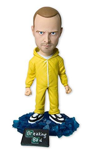 Breaking Bad Bobblehead Jesse Pinkman yellow Hazmat by Mezco