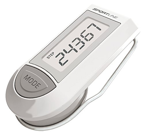 Sportline 510 Digital Goal Activity Tracker Includes Features Such as Distance, Steps, Pace, Calories Burned,  And Activity - Pedometer Sportline Digital