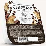 Chobani Flip Coffee Break Bliss Greek Yogurt, 5.3 Ounce - 12 per case.
