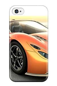 Series Skin Case Cover For Iphone 4/4s(ronn Motor Scorpion Super Car)