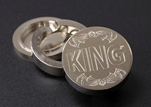 KING(キング) テナートロンボーン専用バランサー ニッケルプレート B0177V05NG