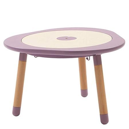 Juegos de mesas y sillas Mesa de Juguetes educativos de Madera ...