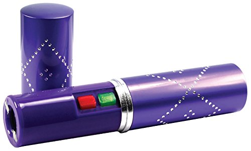 Streetwise Security Products Streetwise Perfume Protector 3,500,000-volt Stun Gun, Purple