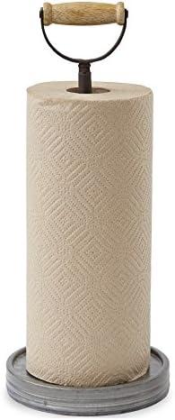 Mud Pie Rustic Paper Towel Holders (Paper Towel Holder)
