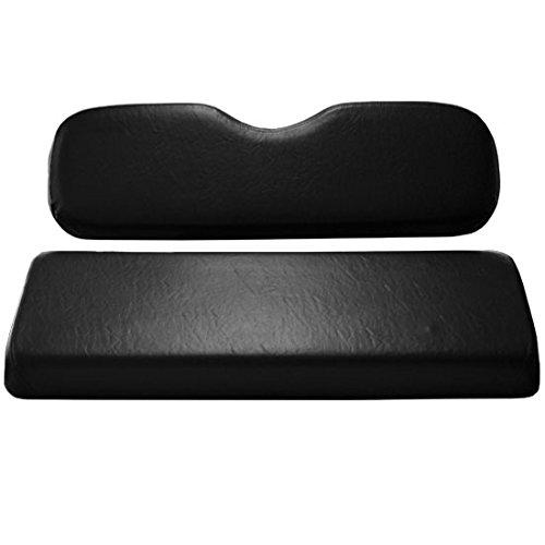 Madjax Rear Seat Cushion Set (BLACK Color) For Madjax Rear Seat Frames