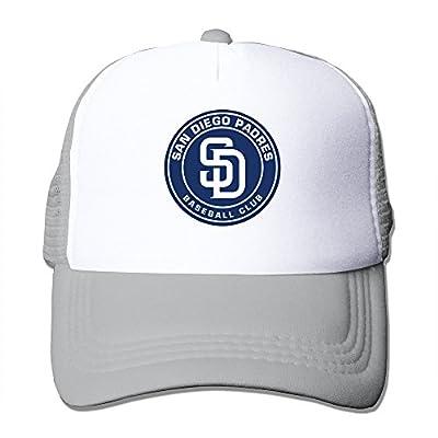 HGLENice San Diego Padres Unisex Adjustable Baseball Hat One Size