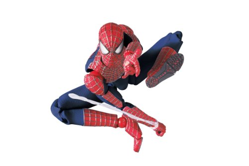Medicom The Amazing Spider-Man 2 MAFEX Spider-Man Action Figure [Standard - Spider Man Amazing 2 Figure