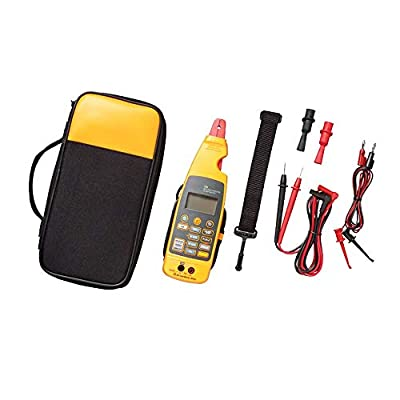 L.Z.HHZL Electronic Multimeter 771 Milliamp Process Clamp Meter DMM Test F771 AC MA Tester New Multi Tester Meter
