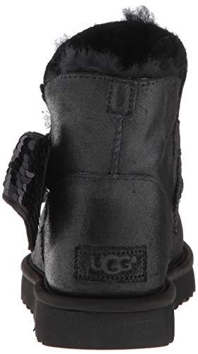 Stivali Ugg Sequin Bow Nero Mini Black 7qxgfw