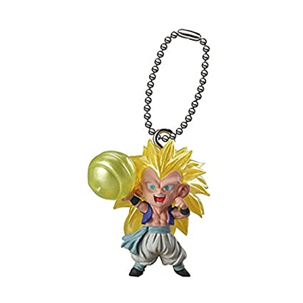 Amazon.com: Dragonball Kai UDM The Best 05 Figure Key Chain ...