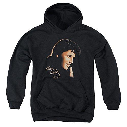 Elvis Presley - America's Sweetheart - Youth Hoodie Sweatshirt - Youth Medium