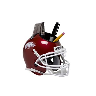 NCAA Arkansas Razorbacks Helmet Desk Caddy