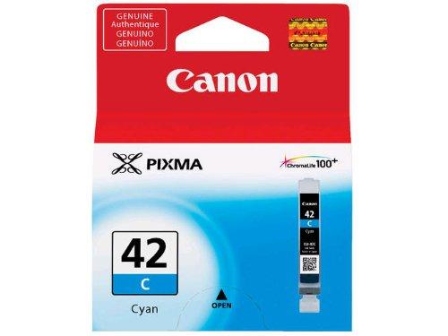 (Canon CLI-42 C Cyan Ink Tank)