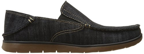 Gbx Heren Entro Slip-on Loafer Zwart