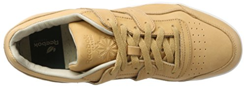 Reebok Workout Plus EWT-Hvt, Chaussures de Gymnastique Homme Or (Sand/White)