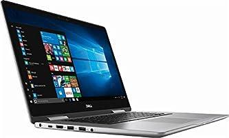 "Dell Inspiron Premium 7000 Series 2 in 1 laptop, 15.6"" FHD touch Screen, 8th Gen Intel Core i5-8250u, 512GB SSD, 8GB DDR4, Backlit keyboard, Wireless-AC, HDMI, USB C, Bluetooth, MaxxAudio Pro, Win 10"