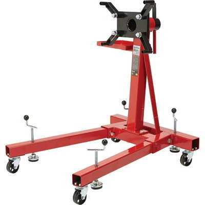 Strongway Engine Stand - 2,000-Lb. Capacity by Strongway (Image #3)