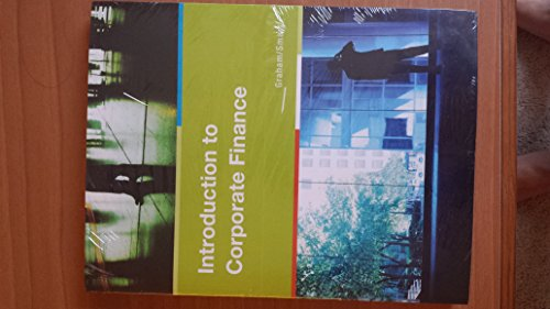 Introduction to Corporate Finance, Abridged Edition