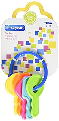 The First Years Learning Curve First Keys Teether by The First Years that we recomend personally.