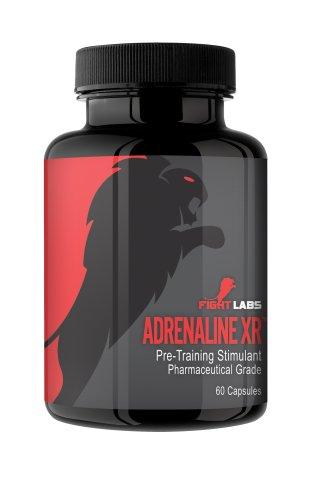 ADRENALINE XR par Fight Labs énergie d'appoint / brûleur de graisse pour les combattants d'élite