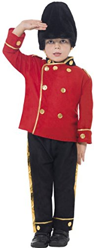 Busby Guard Costume Medium (Child Busby Guard Costumes)