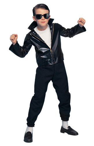 Greaser Costume Shoes (Greaser Kids Costume)