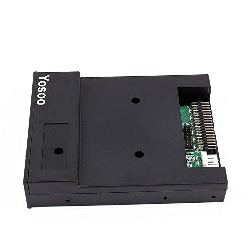 SFR1 M44-U100 K- Emulador de disquetera USB para Equipo Industrial Disquetera Externa con USB 3,5ŽŽ, Color Negro: Amazon.es: Informática