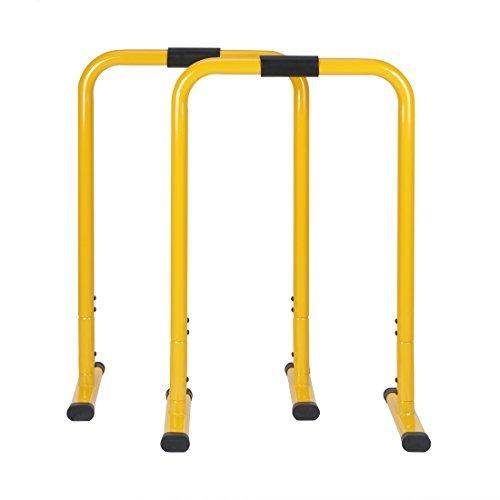 HLC Barras de Altura Ajustable para Dominadas excelente herramienta para el entrenamiento