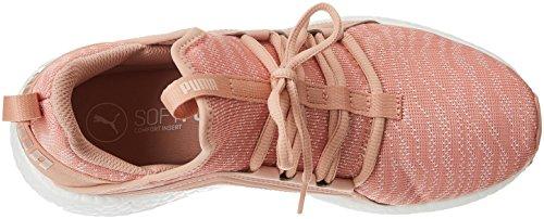 Puma Damen Mega Nrgy Zebra Wns Sneaker Rosa (perla-pesca Beige)