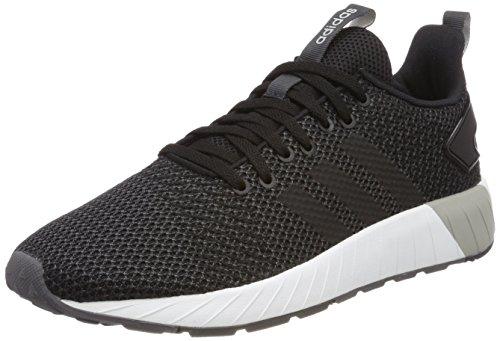 BYD para Zapatillas Negro 000 Deporte Negbas Negbas Adidas Carbon Hombre de Questar nq165w6CxB