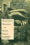 img - for Bruce Piasecki: Environmental Management and Business Strategy : Leadership Skills for the 21st Century (Paperback); 1998 Edition book / textbook / text book