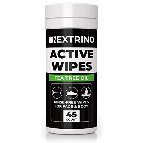 Tree Active Wipes Cleansing Women