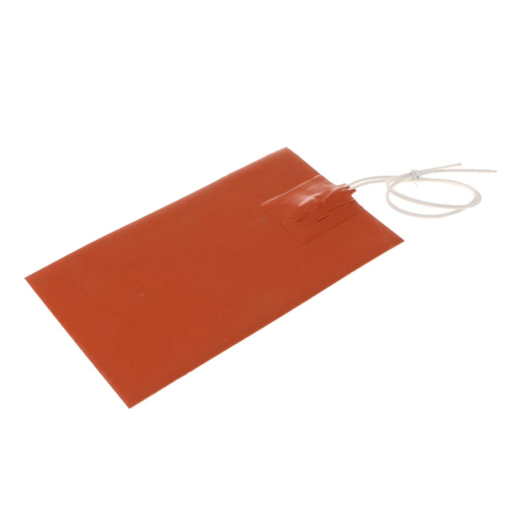 Homyl 12V Silicone Water Holding Tank Heater Pad w//Automatic Thermostat Control
