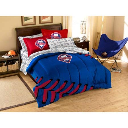 The Northwest Co mpany MLB Philadelphia Phillies Grandslam Twin 2-piece Comforter - Philadelphia Bedding Phillies