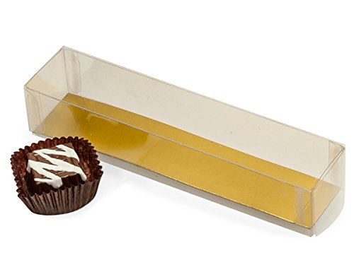 Favor Truffle Box 2 (Pack of 25, 6 x 1 x 1